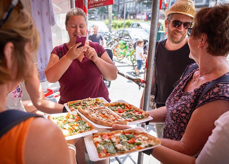 Kulinarische Stadtführung in Berlin Mitte
