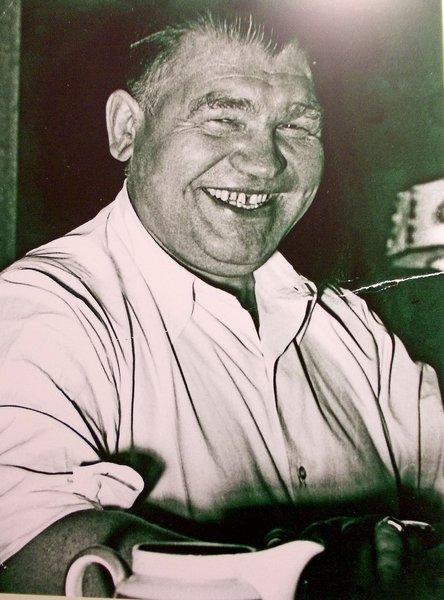 Boxer Franz Diener
