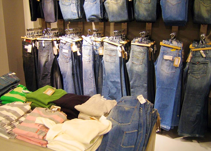Mode in Berlin: Konfektionskleidung