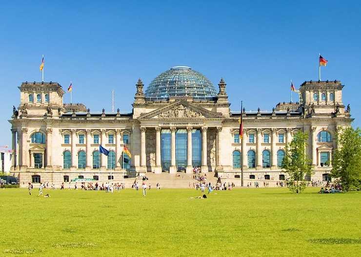 Berlin, erste Wahl für einen Städtetrip in Deutschland