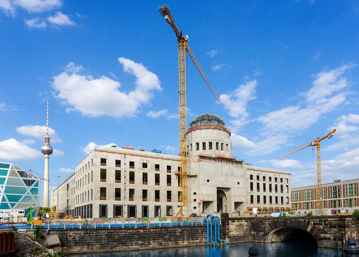 Führung zum Berliner Schloss