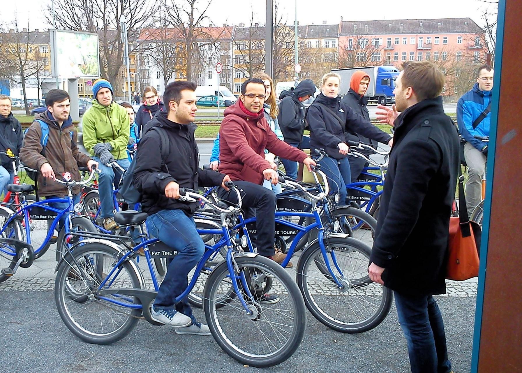 Fahrradtour Berlin