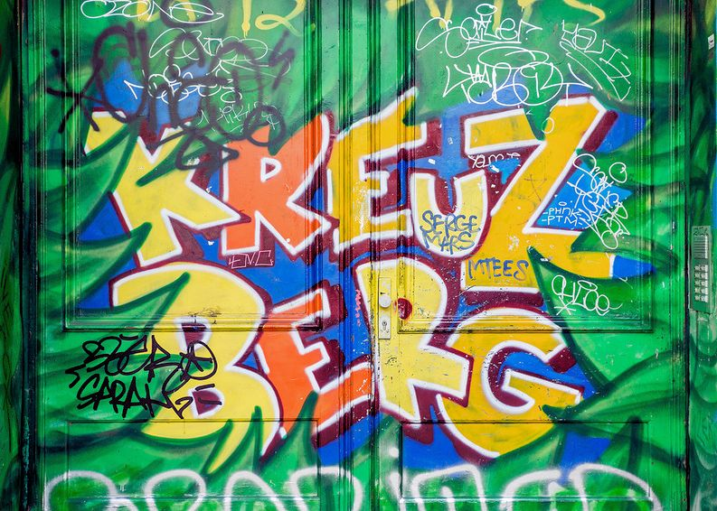 Kreuzberg Tour Berlin