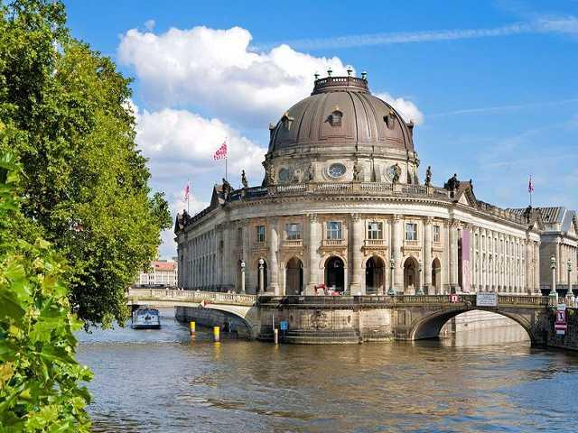Museumsinsel Tour Berlin: Bode-Museum