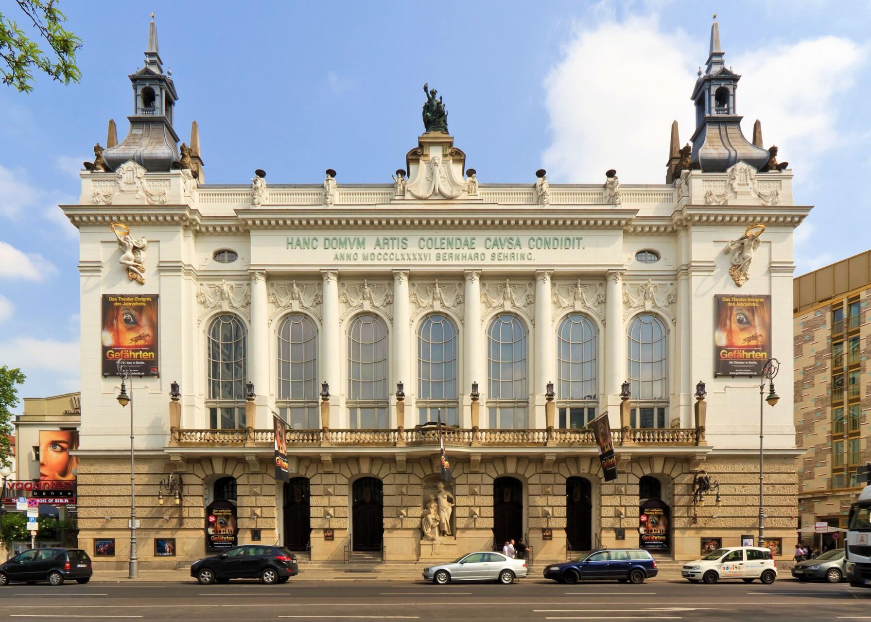 Theater des Westens in Berlin Charlottenburg