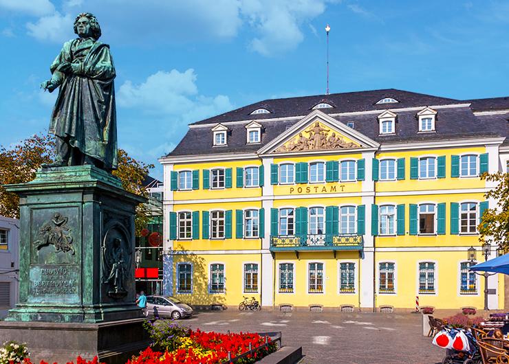Die schönsten Sehenswürdigkeiten in Bonn
