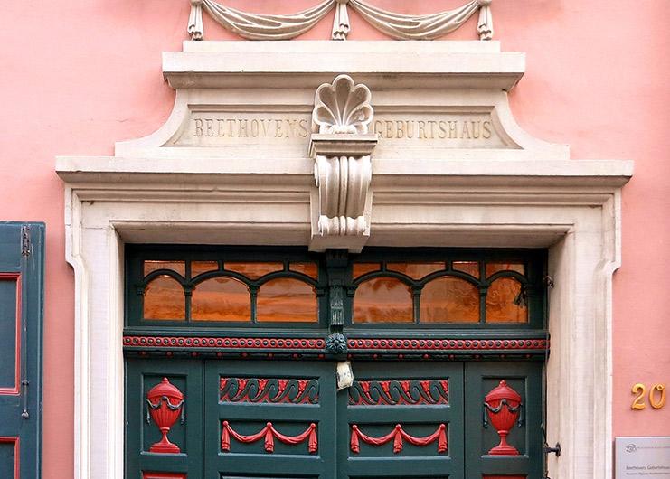 Das Beethoven-Haus in Bonn