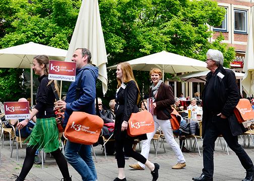 Job als Stadtführer in Bonn