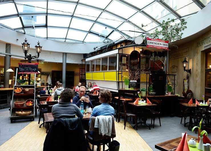 Restaurant Dresden 1900