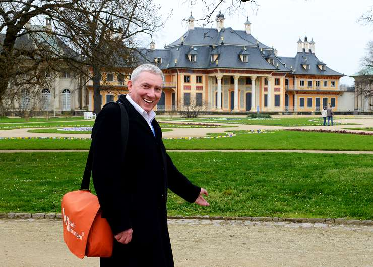 Führung am Schloss Pillnitz