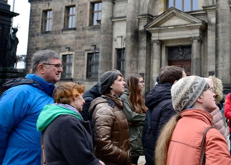 Stadtführung in Dresden