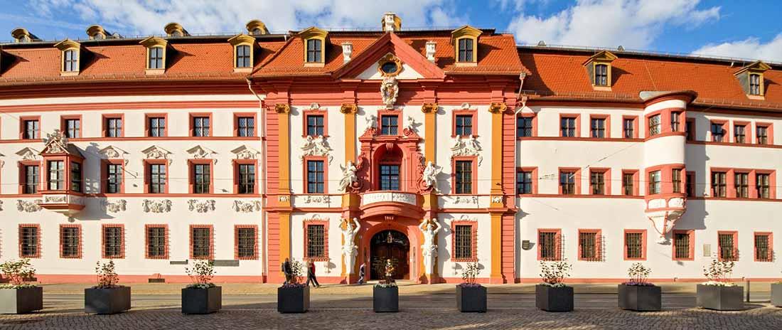 Stadtführungen in Erfurt
