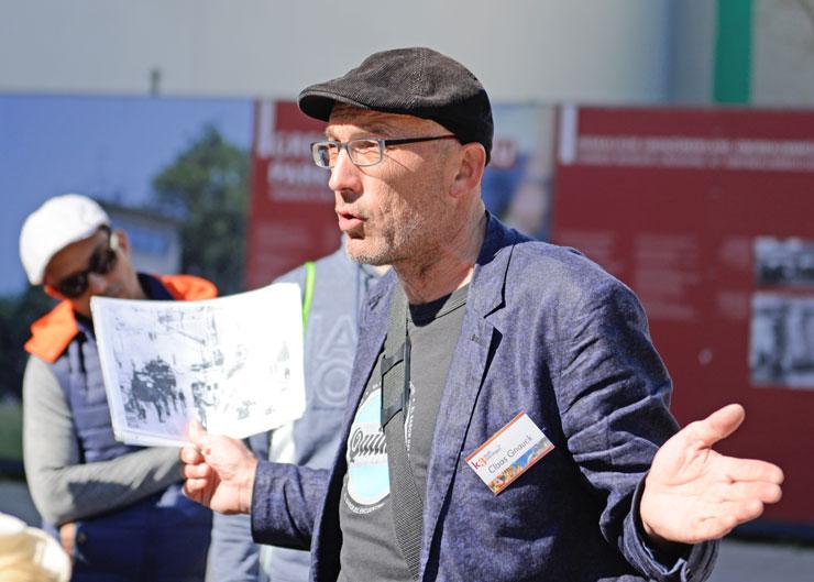 Architekturführung durch Erfurt