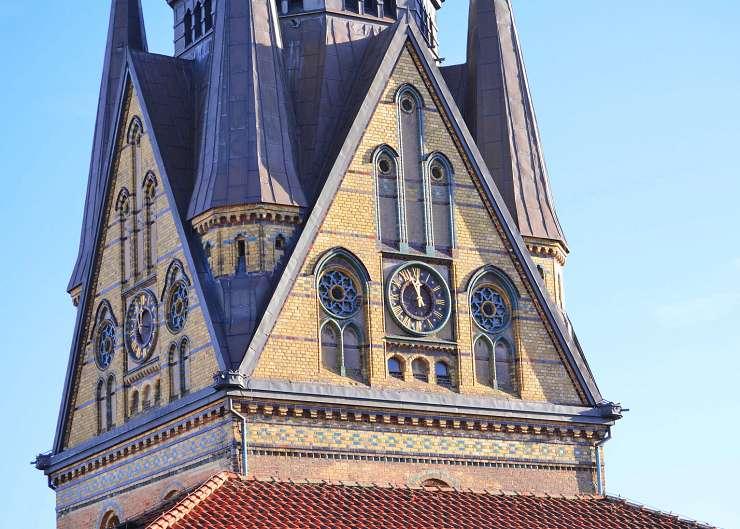 Nikolaikirche in Flensburg