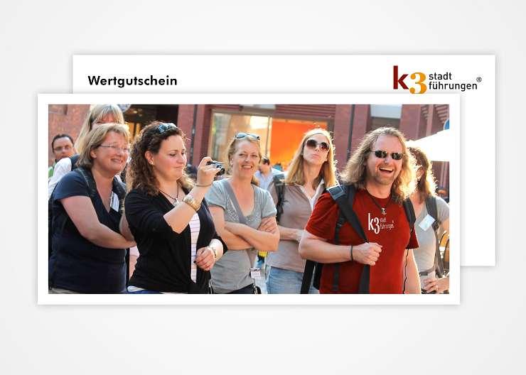 Flensburg-Gutschein für einen Stadtrundgang