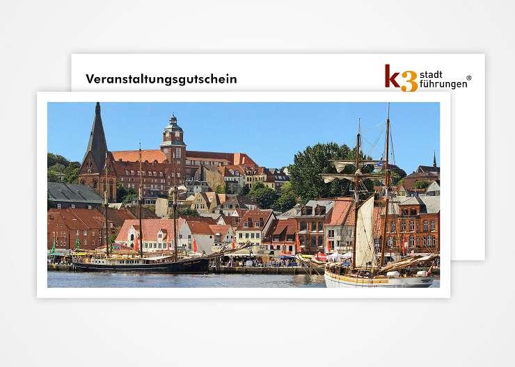Gutschein für eine Stadtführung in Flensburg
