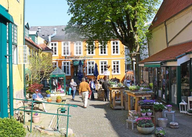 Borgerforeningen: Station auf der Höfe-Tour