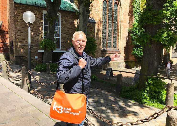 Job als Stadtführer in Flensburg