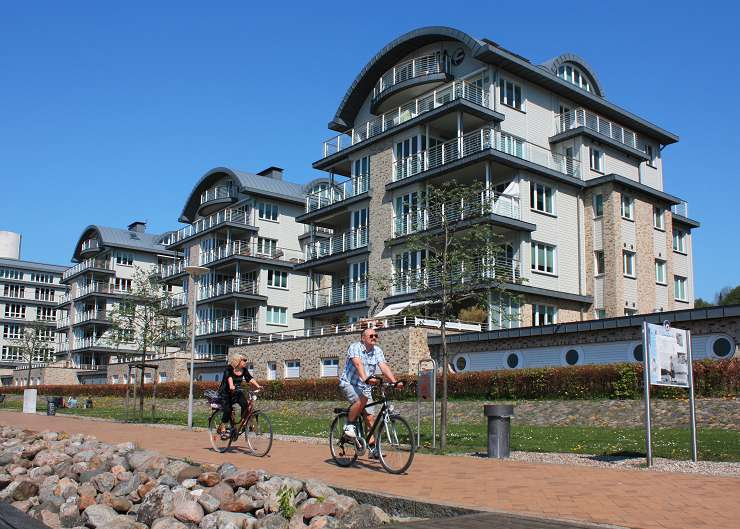 Fahrradtour an der Flensburger Förde