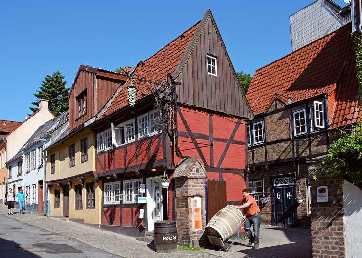 Highlight der Rumtour Flensburg: Johannsens Rum-Manufaktur