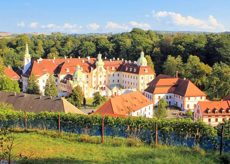 Station der Klostertour: Marienthal