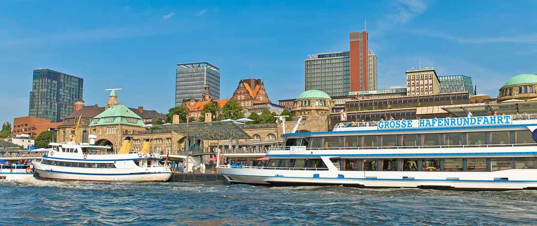 Stadtführungen in Hamburg