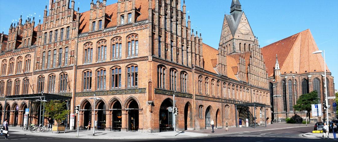 Stadtführungen in Hannover