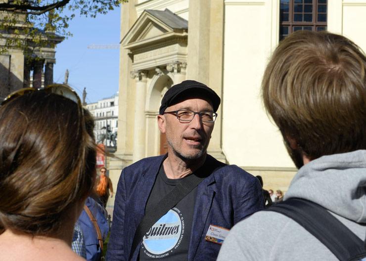 Nebenjob Stadtführer in Hannover: Guide auf Tour