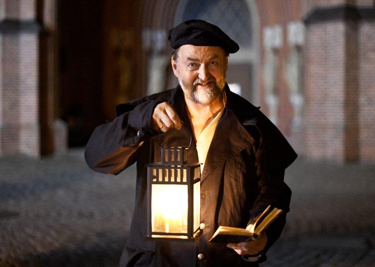 Tour zur Reformation mit Anton Corvinus