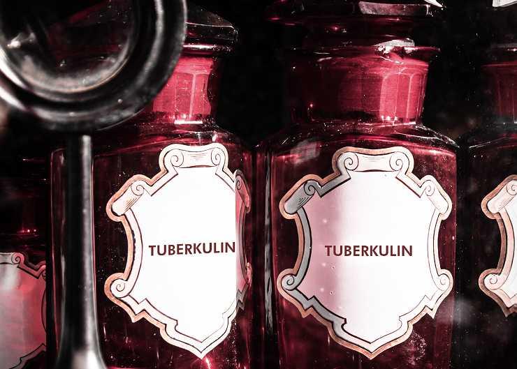 Ein Thema der Robert Koch Führung in Hannover: der Tuberkulin-Skandal