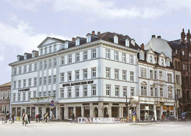 Bayrischer Hof in Heidelberg