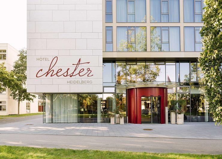 Chester Superior Hotel