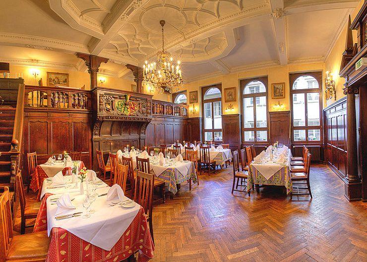 "Krimidinner-Restaurant ""Weißer Bock"""