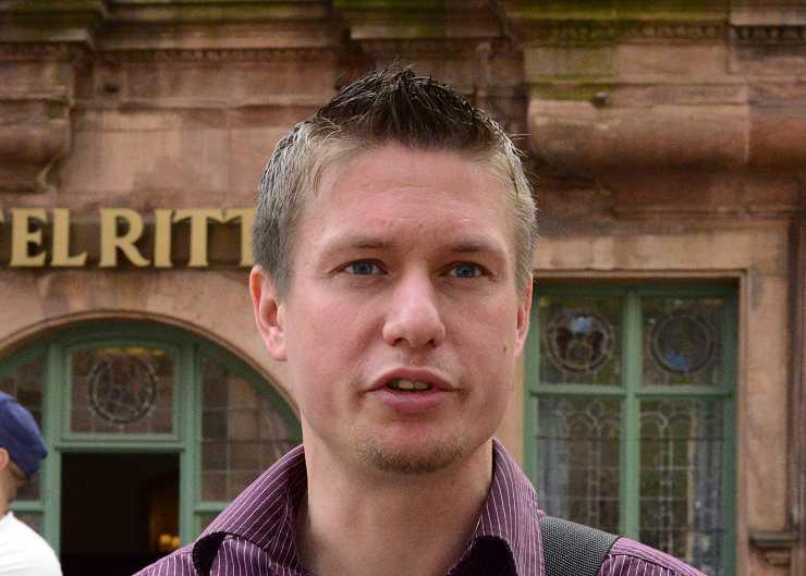 Dennis Schäfer, M.A.
