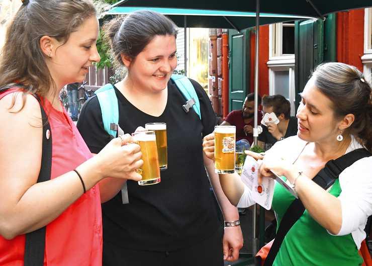 Bierführung Heidelberg
