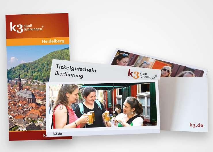 Gutschein für ein Erlebnis in Heidelberg