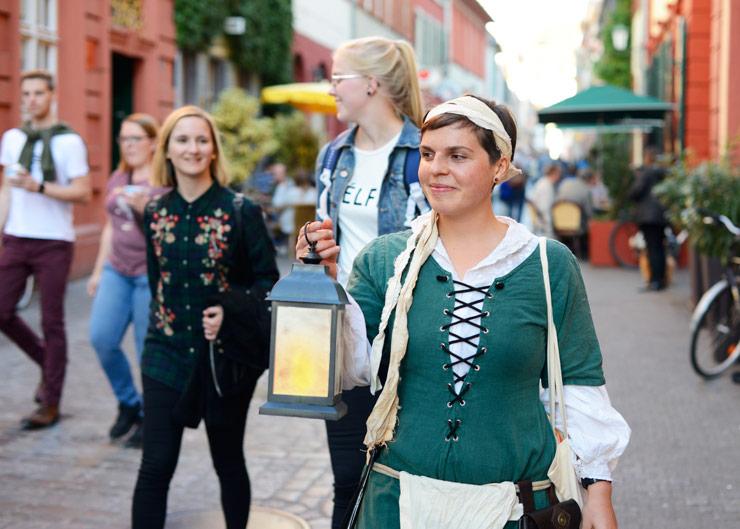 Emploi à temps partiel : guide de Heidelberg