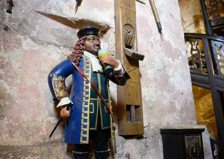 Perkeo, giullare di corte al castello di Heidelberg