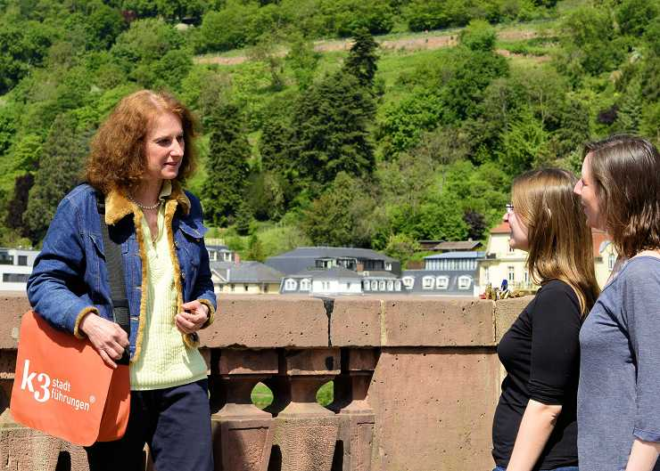 "City Walking Tour Heidelberg ""The Romanticists"""