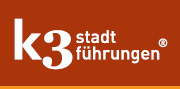 k3 stadtführungen Logo