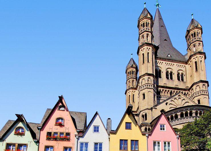 Kirche Groß St. Martin