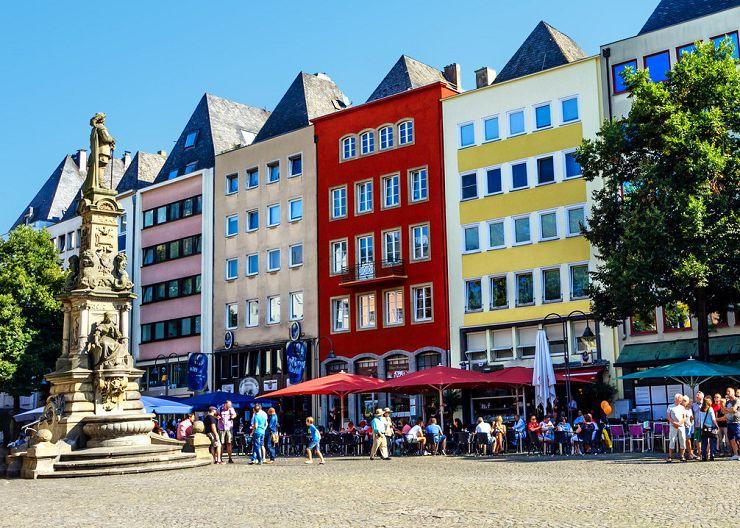 Shopping und Bummeln zwischen Schildergasse und Heumarkt
