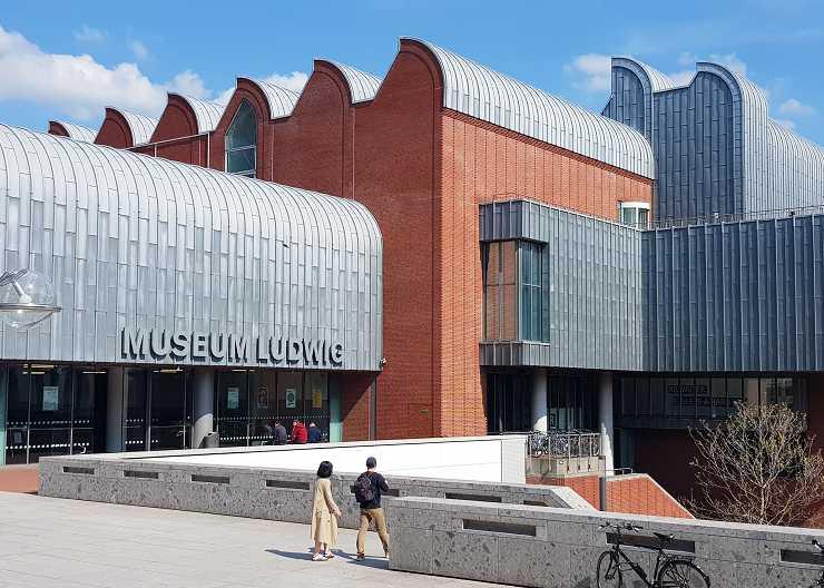 Führung durch das Museum Ludwig in Köln
