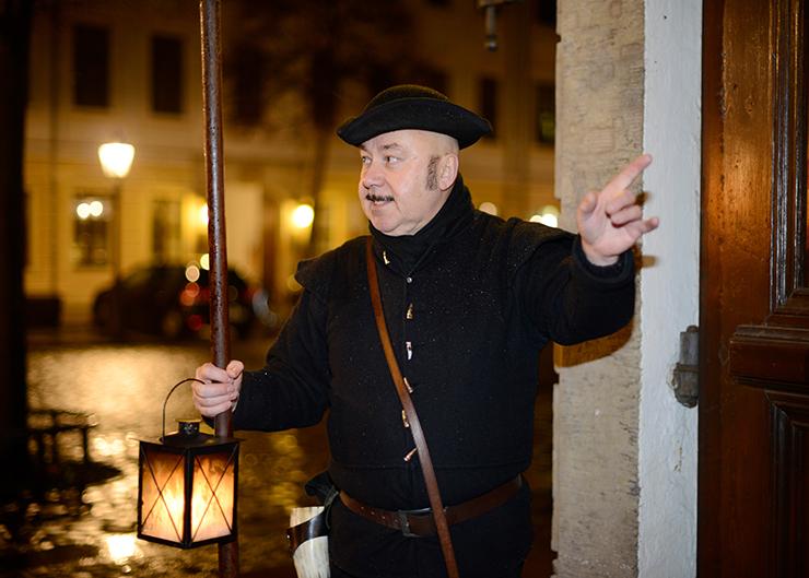 Nachtwächtertour Köln
