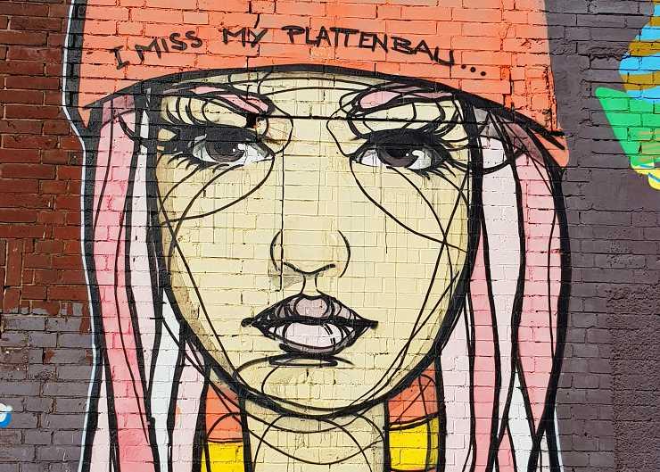 Street Art Tour durch Köln-Ehrenfeld