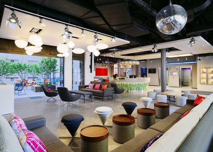 Design Hotel Aloft Munich