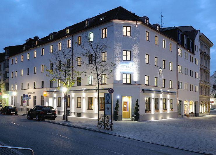 Hotel Blauer Bock München