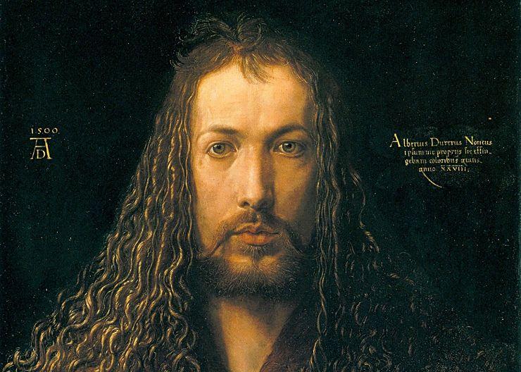 Alte Pinakothek: Albrecht Dürer