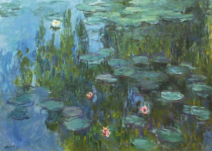 Neue Pinakothek: Claude Monet