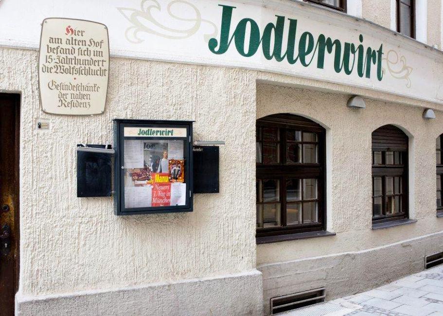 """Restaurant """"Jodlerwirt"""" in München"""